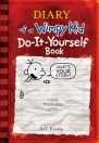 DIARY OF A VIMPY KID - DO-IT-YOURSELF BOOK