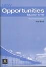 OPPORTUNITIES PRE-INTERMEDIATE TEST BOOK