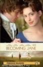 BECOMING JANE + CD - PENGUIN READERS LEVEL 3
