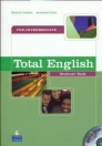 NEW TOTAL ENGLISH PRE-INTERMEDIATE STUDENTS BOOK + DVD