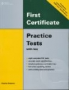 FIRST CERTIFICATE PRACTICE TESTS WITH KEY