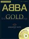 ABBA GOLD: GREATEST HITS + 2CD - FLUTE PLAY-ALONG KOTTA AM996105