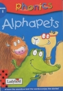 ALPHAPETS - BOOK + CD - LADYBIRD PHONICS 1