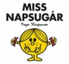 MR. MEN - MISS NAPSUGÁR