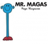 MR. MEN - MR. MAGAS