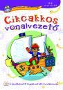 CIKCAKKOS VONALVEZETŐ 5-6 ÉVESEKNEK