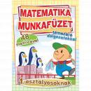 MATEMATIKA MUNKAFÜZET TÉMAZÁRÓ DOLGOZATOKKAL - 1. OSZTÁLYOS