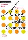 BEGINNERS LIVE ENGLISH GRAMMAR TEACHERS BOOK