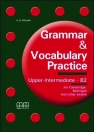 GRAMMAR AND VOCABULARY PRACTICE UPPER-INTER B2