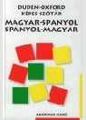 MAGYAR-SPANYOL, SPANYOL-MAGYAR KÉPES SZÓTÁR
