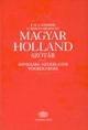 MAGYAR-HOLLAND KÉZISZÓTÁR