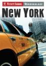 NEW YORK - NYITOTT SZEMMEL VÁROSKALAUZ