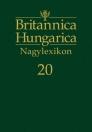 BRITANNICA HUNGARICA 20. NAGYLEXIKON