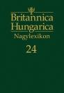 BRITANNICA HUNGARICA NAGYLEXIKON 24.
