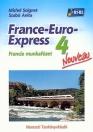 FRANCE-EURO-EXPRESS 4. MUNKAFÜZET NT 13498/M/1