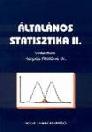 ÁLTALÁNOS STATISZTIKA II. NT-42492