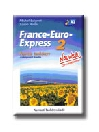 FRANCE-EURO-EXPRESS 2. NOUVEAU TANKÖNYV+CD 13298/NAT