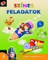 SZÍNES FELADATOK I. NT-00173/F/I