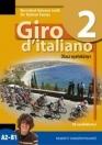 GIRO D ITALIANO 2. OLASZ NYELVKÖNYV NT-56552