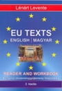 EU TEXTS - READER AND WORKBOOK - KÉTNYELVŰ