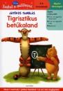 JÁTÉKOS TANULÁS: TIGRISZTIKUS BETŰKALAND 5-6 ÉVESEKNEK