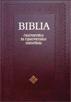03125 BIBLIA - KEMÉNYTÁBLÁS, KÖZEPES MÉRET