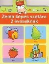 ZELDA KÉPES SZÓTÁRA 2 ÉVESEKNEK