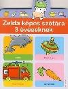 ZELDA KÉPES SZÓTÁRA 3 ÉVESEKNEK