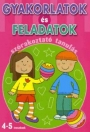 GYAKORLATOK ÉS FELADATOK 4-5 ÉVESEKNEK