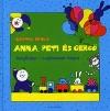 ANNA, PETI ÉS GERGŐ - GERGŐKÖNYV - LEGKISEBBE
