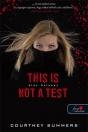 ÉLES HELYZET - THIS IS NOT A TEST