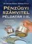 PÉNZÜGYI SZÁMVITEL PÉLDATÁR I-II. PR-024-P/14