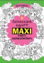 SZÍNEZZÜNK EGYÜTT! - MAXI PARTISZÍNEZŐKÖNYV - HERCEGNŐK