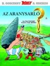 ASTERIX - AZ ARANYSARLÓ 2. - KÉPREGÉNY