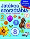 JÁTÉKOS SZORZÓTÁBLA - TÖBB MINT 160 MATRICÁVAL