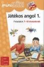 JÁTÉKOS ANGOL 1. MINI LÜK