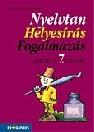 NYELVTAN HELYESÍRÁS FOGALMAZÁS 7.-MS2110