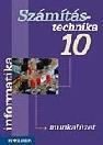 SZÁMÍTÁSTECHNIKA 10 MF. MS 2850