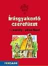 ÍRÁSGYAKORLÓ CSEREFÜZET 1. OSZTÁLY MS-1490,MS-1490U