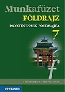 FÖLDRAJZ MUNKAFÜZET 7.-MS-2809T