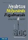 NYELVTAN, HELYESÍRÁS, FOGALMAZÁS 8. MUNKAFÜZET MS-2541