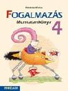FOGALMAZÁS MUNKATANKÖNYV 4. MS-1647