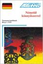 NÉMETÜL KÖNNYŰSZERREL KÖNYV + 4 CD