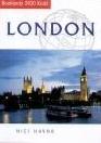 LONDON ÚTIKÖNYV + TÉRKÉP