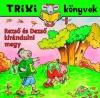 REZSŐ ÉS DEZSŐ KIRÁNDULNI MEGY - TRIXI KÖNYVEK