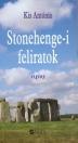 STONEHENGE-I FELIRATOK