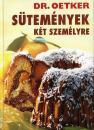 SÜTEMÉNYEK KÉT SZEMÉLYRE - DR. OETKER