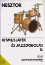 RITMUSJÁTÉK ÉS JAZZDOBOLÁS II. + 2CD Z. 8969
