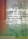 KLARINÉT-ETÜDÖK Z. 14300